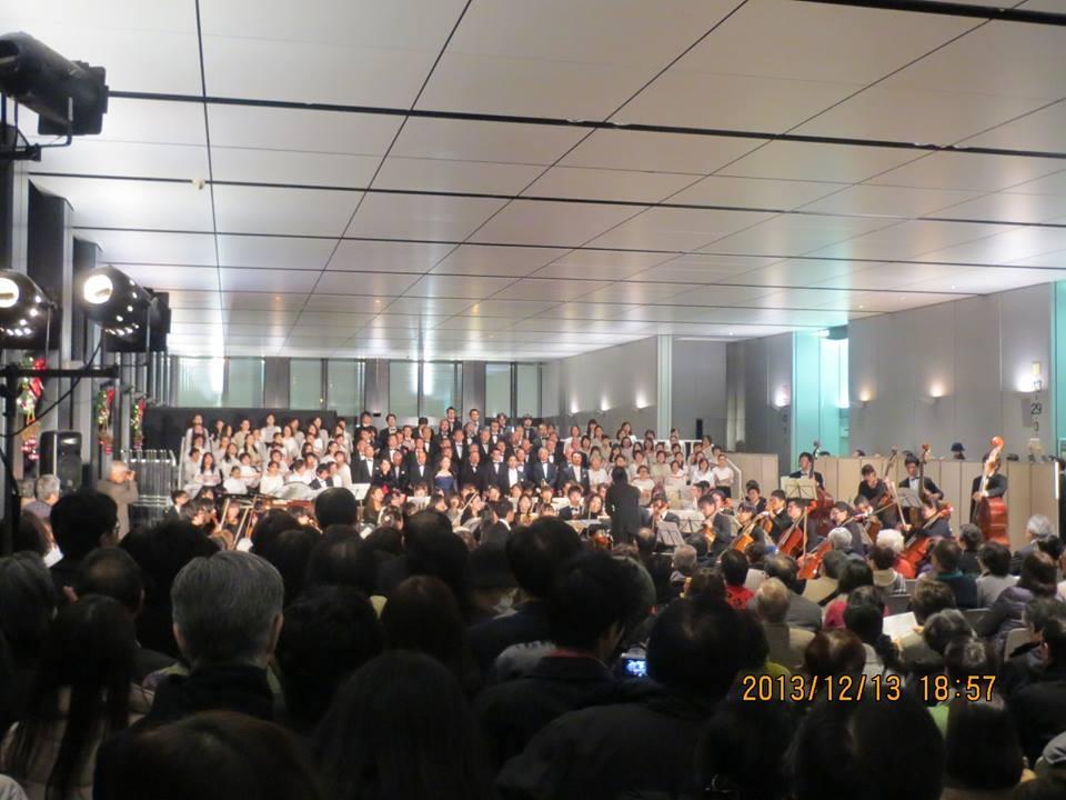 新宿三井ビルの第九