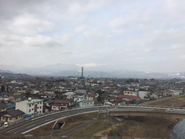 福島にお邪魔しました。