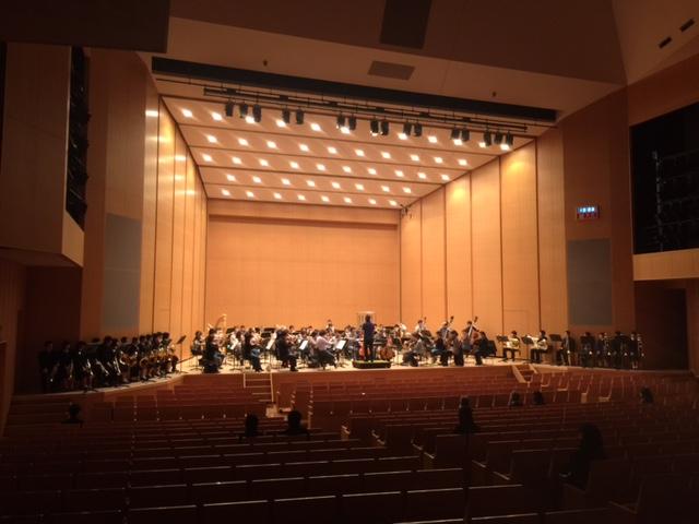 新日本フィルハーモニー交響楽団が羽村で演奏してくださいました!